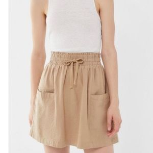 Urban Outfitters drawstring skirt